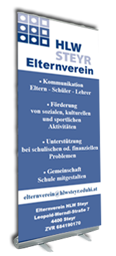 HLW Steyr - Schulrollup
