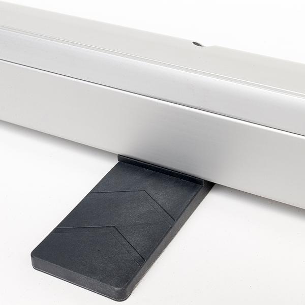 RollUp Banner Sprint85 Kasten mit einem massiven Fuss